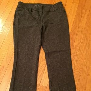 7TH AVE NY&CO STRETCH Career Boot Pant 8 PETITE 8P
